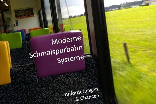 Moderne Schmalspurbahnsysteme – Anforderungen & Chancen