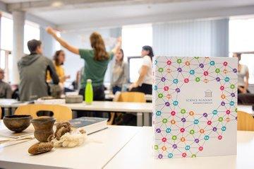 Workshop der Science Academy NÖ an der FH St. Pölten