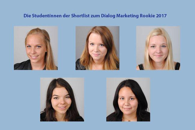 Die Studentinnen Artes Lena, Feiks Viktoria, Dubovy Sophia, Kaltenbrunner Laura und Mandl Michaela