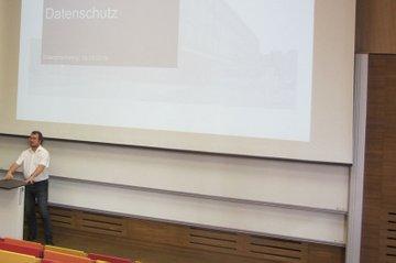Peter Kieseberg, Dozent Informatik & Security