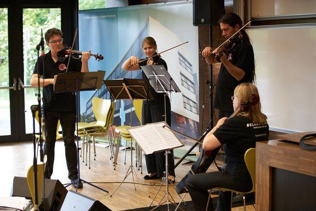 Workshopkonzert mit Mitgliedern des Tonkünstlerorchesters