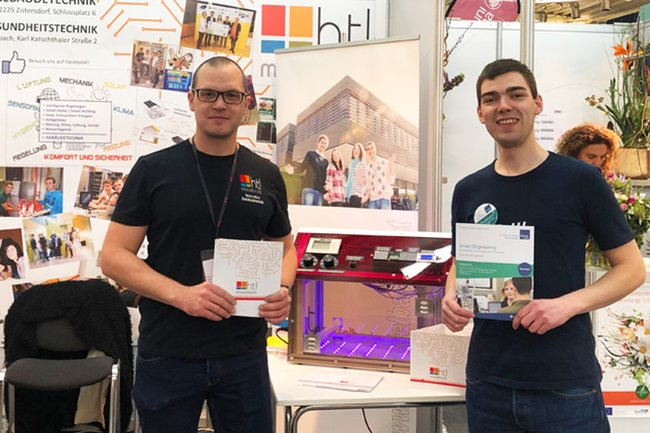 "Das Kooperationsprojekt ""Smart Building"" bei der BeSt in Wien"