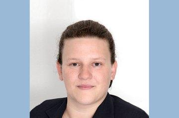 FH-Absolventin Johanna Erd