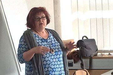 Ingrid Neuhauser, Geschäftsführerin Verein Wohnen