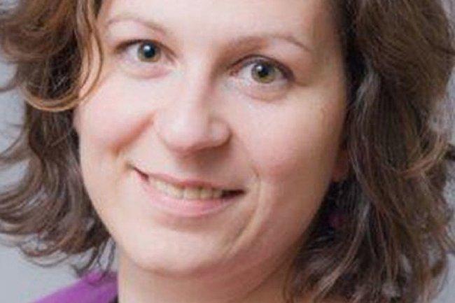 Christine Schmid koordiniert die praktische Ausbildung in den Lehrgängen Sozialpädagogik.