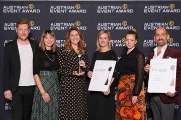 Absolventin der FH St. Pölten Luisa Griesmayer gewinnt 2x Silber beim Austrian Event-Award 2019