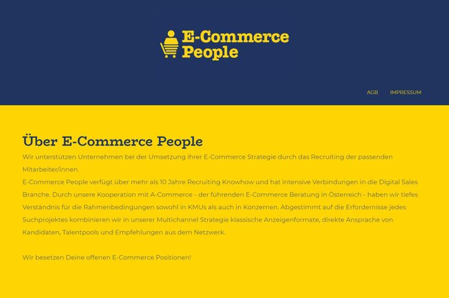 E-Commerce People