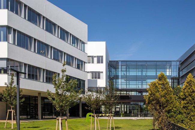 Studienjahr am neuen Campus St. Pölten startet