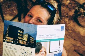 Daniela Hader studiert Smart Engineering auf Bali