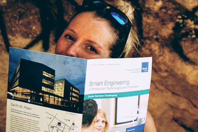 Daniela Hader studiert Smart Engineering auf Bali