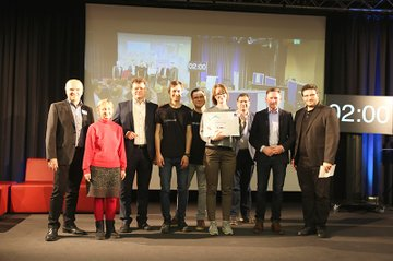 Tenjin-App V.l.n.r: Günter Karner, Monika Vyslouzil, Johannes Zederbauer, Michael Hammerl, Armin Kirchknopf, Magdalena Steinacker, Helmut Kammerzelt, Otfried Knoll, Grischa Schmiedl