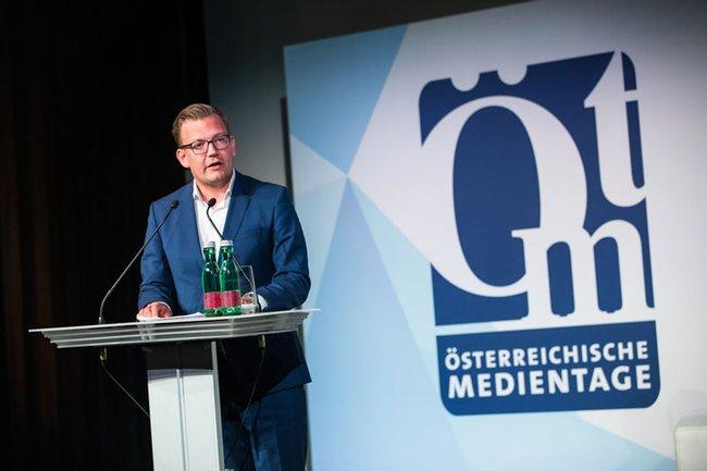 HORIZONT-Chefredakteur Jürgen Hofer