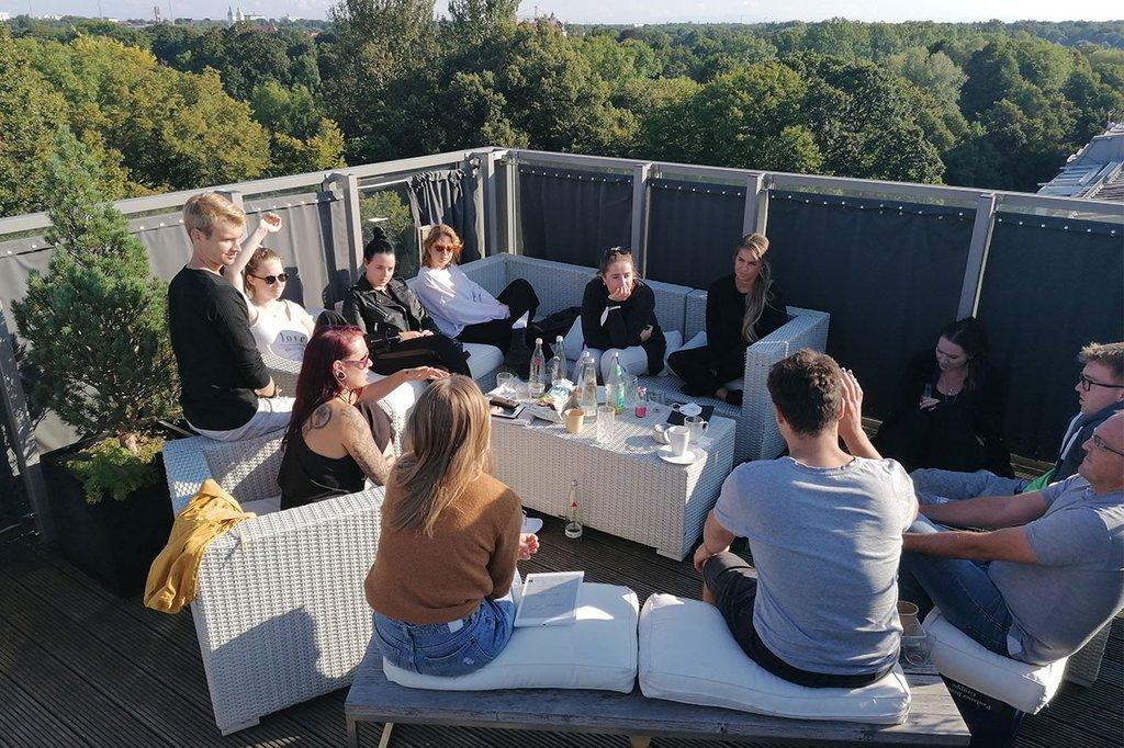 Summer University 2021 – Kreative Tage an der Isar