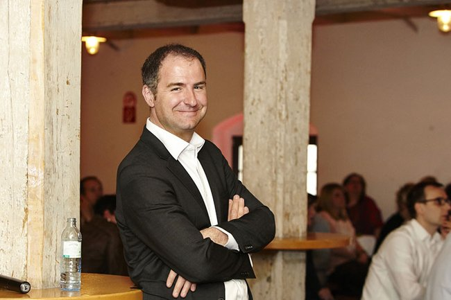 Rudolf Greinix (Leiter Öffentlichkeitsarbeit VBV-Gruppe) spricht über Öffentlichkeitsarbeit.