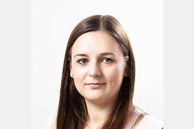 """Tina Montibeller, Gewinnerin des Alfred Girardi Gedächtnispreis 2020 in der Rubrik """"Beste Bachelorarbeit"""""""