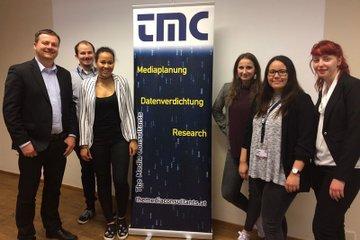 Die TeilnehmerInnen hatten sichtlich Freude am TMC-Workshop.