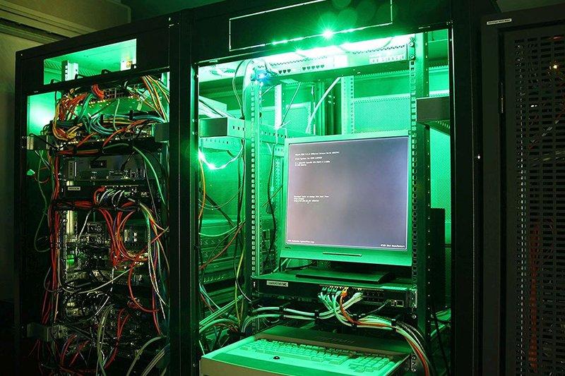 Malware-Lab der FH St. Pölten