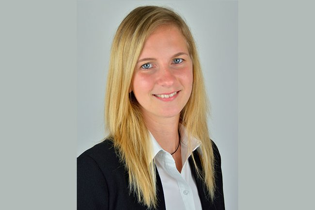 Forschungsassistentin Tatjana Aubram, BA MA