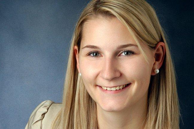 Martina Pilz (International Market Management / Community Management Österreich Werbung) spricht über Werbung.