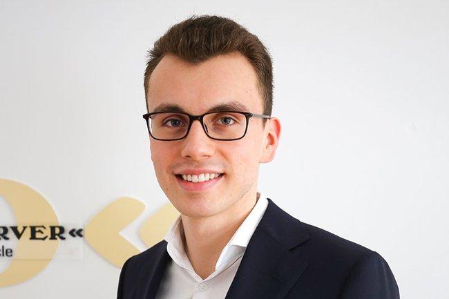 Philip Wamprechtsamer, Absolvent Bachelorstudium Media- und Kommunikationsberatung