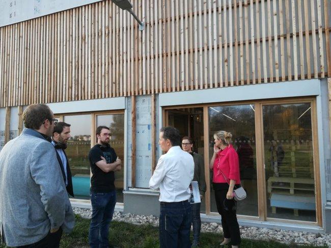 Behind the scenes bei der grünsten High-tech-Druckerei Österreichs