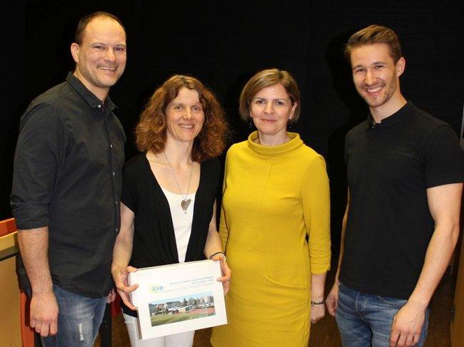 Vortragende mit Kerstin Lampel und Michaela Neubauer