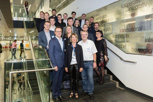 Partnerfirmen des Studiengangs Smart Engineering