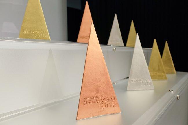 Der Media Award ist die wichtigste Auszeichnung auf dem Gebiet der Mediaplanung