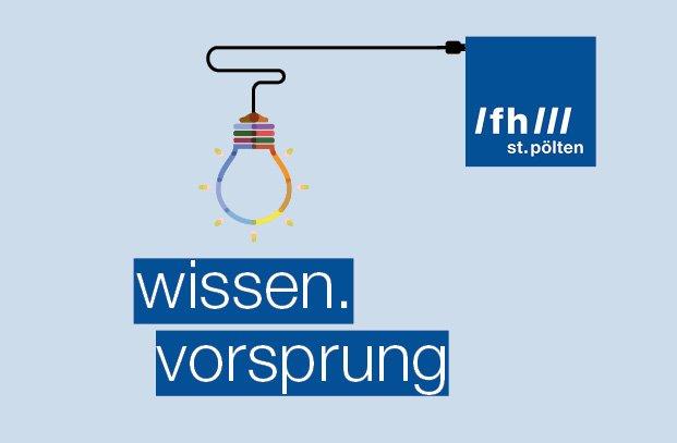 """Unter dem Titel """"wissen.vorsprung"""" veranstaltet die Fachhochschule St. Pölten offene und regelmäßig stattfindende Diskussionsrunden."""