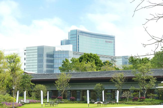 HUAWEI Headquarter in Shenzin (China)
