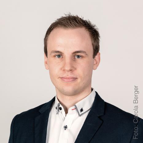 Florian-Gregor Grassinger, BSc, MSc