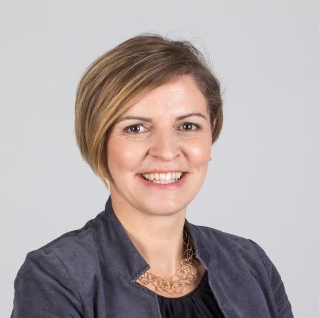 FH-Prof. Kerstin Lampel, PT, MSc