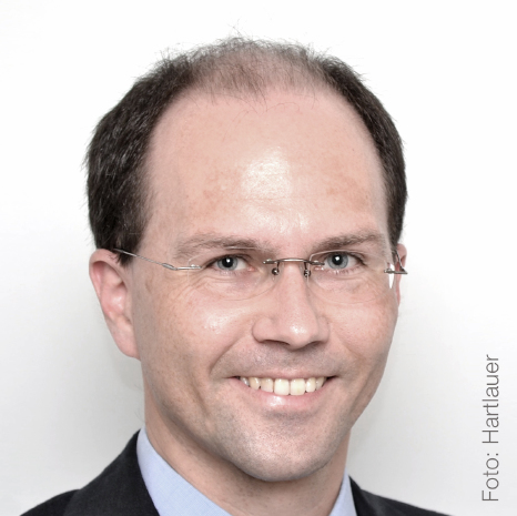 FH-Prof. Dipl.-Ing. Dr. Bernhard Rüger