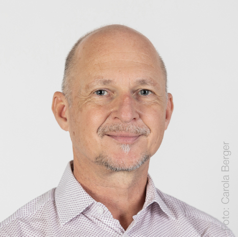 FH-Prof. Andreas Stübler, PT, MAS