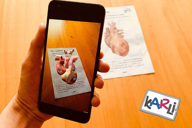 KARLI – Kidfriendly Augmented Reality Learning Interface