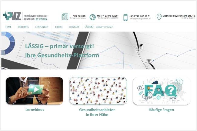 LAESSIG Primary Health Care Platform
