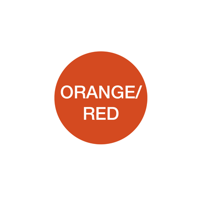 Orange/red traffic light