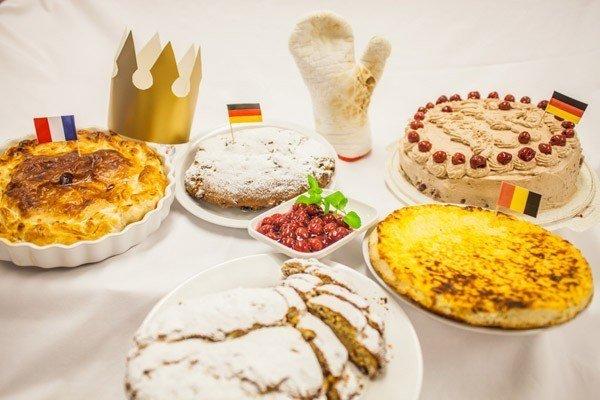 """""""Tales of Taste"""" – International Cookbook"""