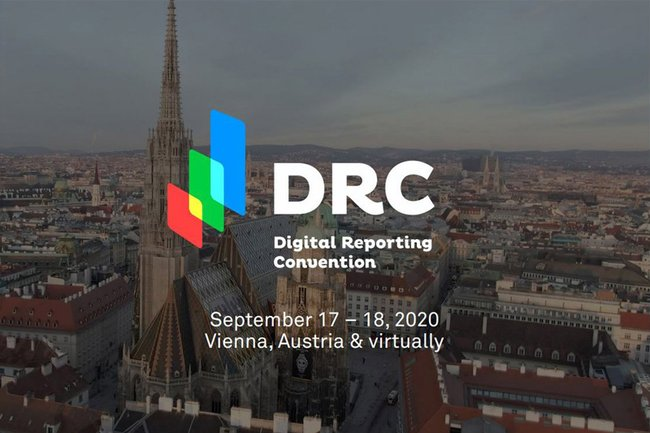 Digital Reporting Convention