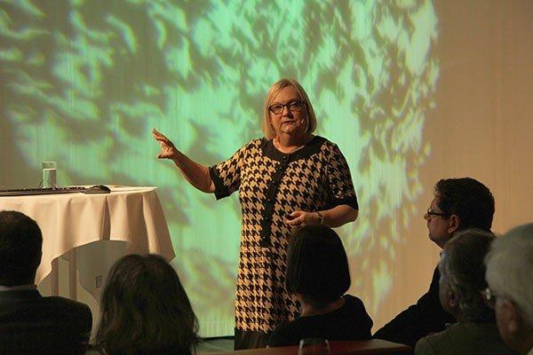 Alison Alexander, PhD – Guest lecturer at Media.Lounge at St. Pölten UAS