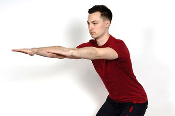 Training programme based on the principles of motor learning
