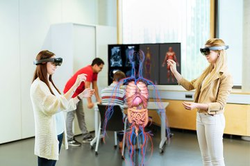 Hololens and spine