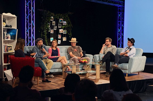 This year's c-tv conference provided an overview of current developments in social TV on Instagram, WhatsApp and more, where television and social media merge.