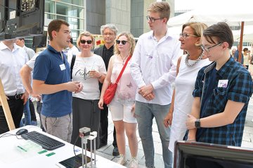 Opening event of the Science Academy Lower Austria