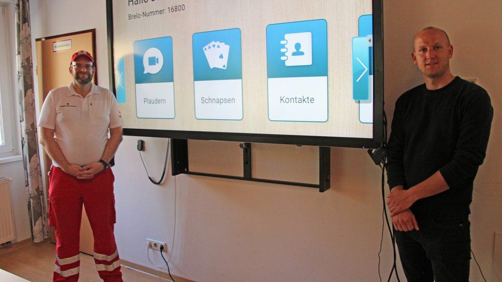 """UMBRELLO Digitale.Dorf.Dienste"" is an easy-to-use platform for digital community services"