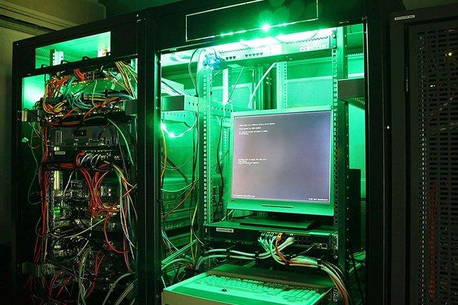 Malware Lab at St. Pölten UAS