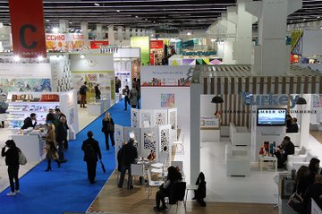 Research at the Frankfurt Book Fair